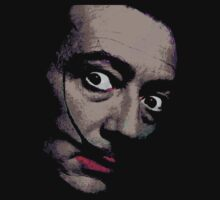 Salvador Dali  by LamericaTees