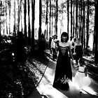 A Wedding Party by Karen Cougan