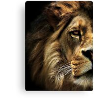 Majestic Dominance Canvas Print
