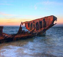 SS Gayundah by loganhille