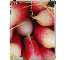 Radishes............................Plus Sinus Recipe iPad Case/Skin