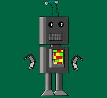 funky robot Unisex T-Shirt