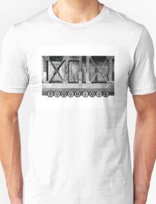 TOUGH LOVE - IRON WALL T-Shirt