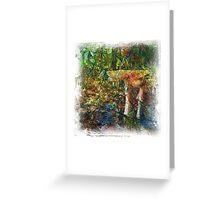 The Atlas Of Dreams - Color Plate 60 Greeting Card