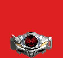 Kamen Rider Drive Driver Unisex T-Shirt