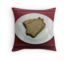 A sweet slice Throw Pillow
