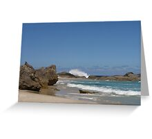 Lowlands Beach Greeting Card