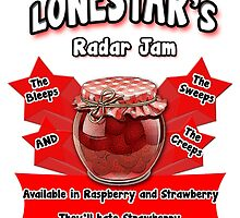 Lonestar's Radar Jam by AllMadDesigns