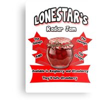 Lonestar's Radar Jam Metal Print