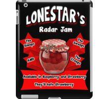 Lonestar's Radar Jam iPad Case/Skin