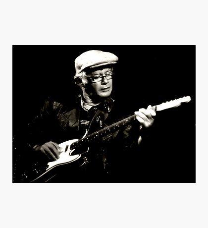 The Bluesman II Photographic Print