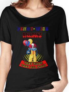 Penny-Wise Balloons Women's Relaxed Fit T-Shirt