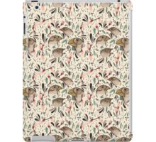 FINE FINCHES iPad Case/Skin