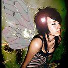 Emo Fairy by Aliesha Hamrick