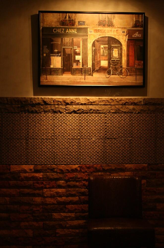 Chez Anne by Daniel Nahabedian