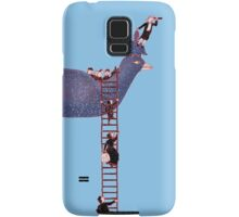 Bird Rescue Boat Samsung Galaxy Case/Skin