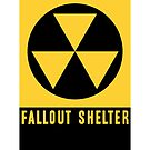 FALLOUT SHELTER  by Tony  Bazidlo