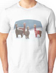 Winter Show Off Unisex T-Shirt