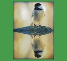 Reflecting Pool Chickadee Kids Tee