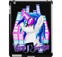 MLP Vinyl Scratch: For The Love Of Music iPad Case/Skin