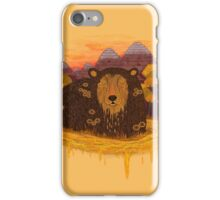 HONEY HIBERNATION iPhone Case/Skin
