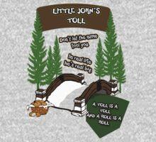 Little John's Toll One Piece - Long Sleeve