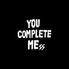 'You Complete Mess' Luke Hemmings 5SOS  by larim