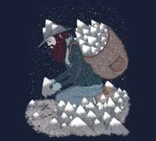 Mountain Man Kids Tee