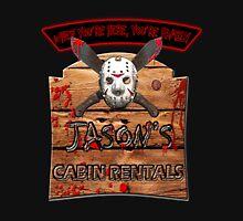 Jason's Cabin Rentals Unisex T-Shirt