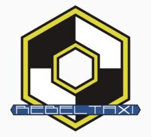 Rebel Taxi logo 3 Kids Clothes