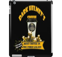 Dark Helmet's Coffee iPad Case/Skin