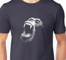 Primate Scream Unisex T-Shirt