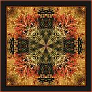 The Harvest Shawl by owlspook