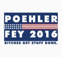 POEHLER + FEY 2016 by 500daysofshelby