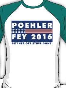 POEHLER + FEY 2016 T-Shirt