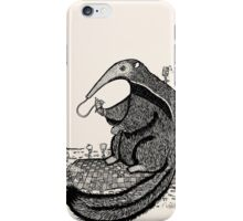 Ants are friends - not food iPhone Case/Skin