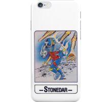He-Man - Stonedar - Trading Card Design iPhone Case/Skin