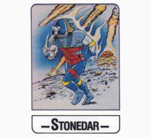 He-Man - Stonedar - Trading Card Design by DGArt