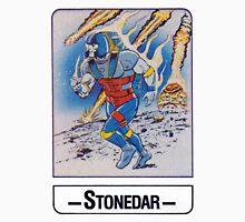 He-Man - Stonedar - Trading Card Design Men's Baseball ¾ T-Shirt