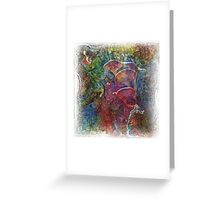 The Atlas Of Dreams - Color Plate 61 Greeting Card