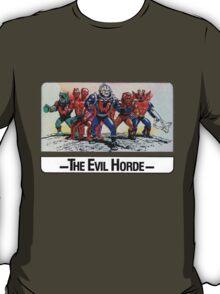 He-Man - The Evil Horde - Trading Card Design T-Shirt