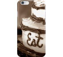 Alice's Eat Me Cake iPhone Case/Skin