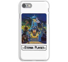 He-Man - Eternia Playset - Trading Card Design iPhone Case/Skin