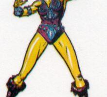 He-Man - Evil-Lyn - Trading Card Design Sticker