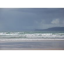 Storm in Dingle Bay Photographic Print