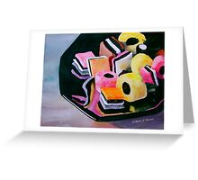 Sweet Torture Greeting Card