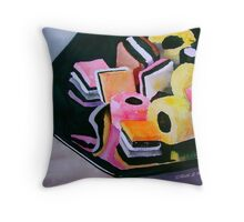 Sweet Torture Throw Pillow