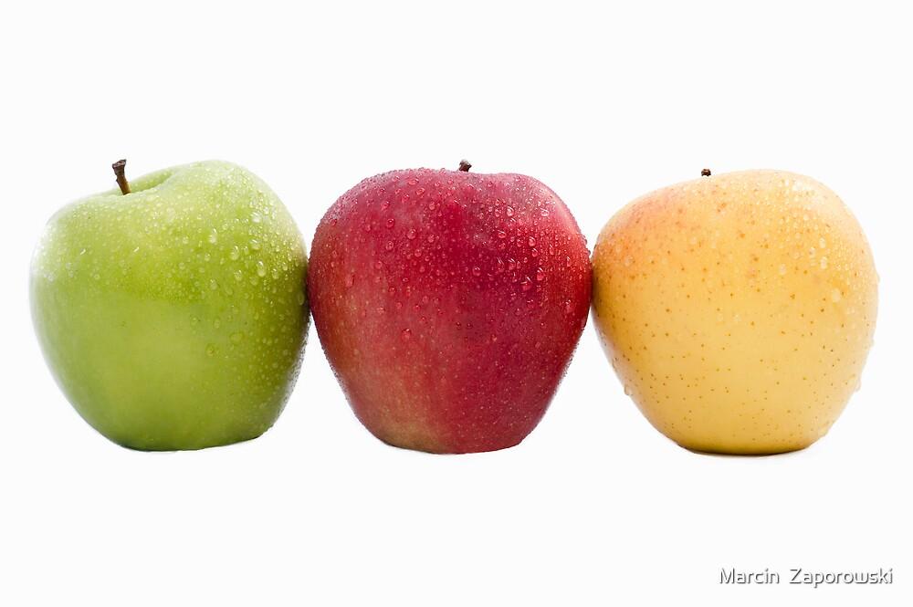 Apple  by Marcin  Zaporowski