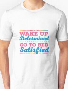 Motivational - Determination T-Shirt
