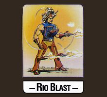 He-Man - Rio Blast - Trading Card Design Unisex T-Shirt